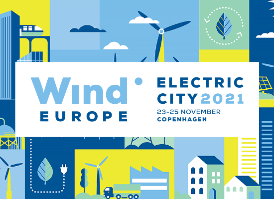 Electric city 21 - Wind Europe